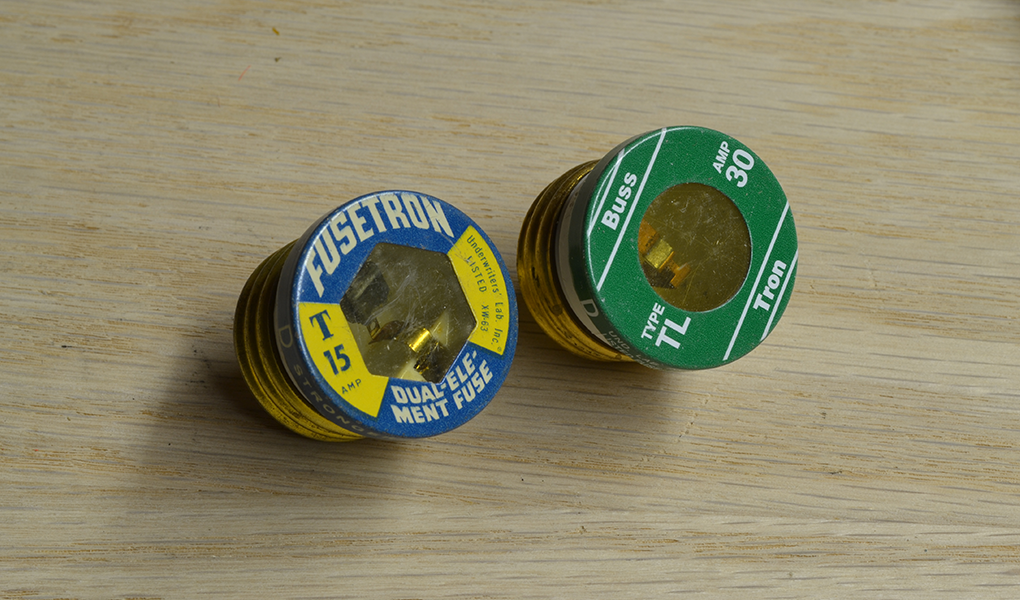 type t plug fuse?w=970&h=571 maintaining the safety of your old fuse box equipment connection pennies in the fuse box at bayanpartner.co