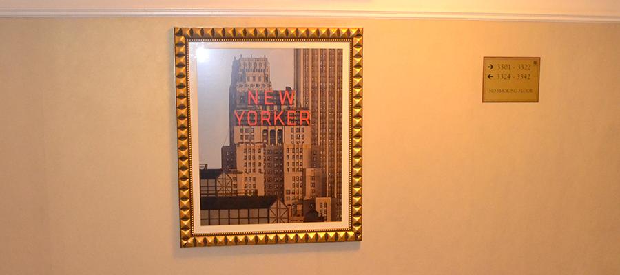 new yorker hotel 33rd floor
